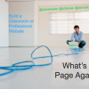 What's My Page Again?: Build a Classroom or Professional W